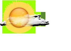 Meest zonnig